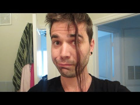 NEW DUMB HAIR CUT! (4.19.14 - Day 1815)