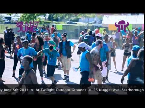 Jouvert In June - Sunday June 8 2014