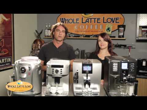 What is a Super Automatic Espresso Machine