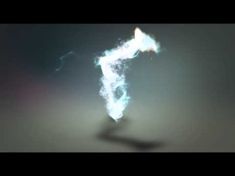 Particle Cloud, tryout with Trapcode Particular 2.0