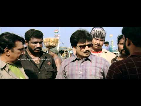 Amazing Ajith &amp; Vivek Scene from Kireedam Ayngaran HD Quality