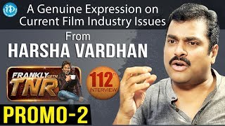 Frankly With TNR Current Topics #1 - A Genuine Expression on Current Film Industry Issues - Promo #2 - IDREAMMOVIES