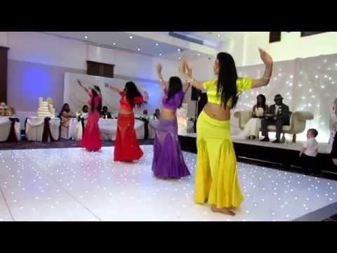 Sri Lankan Wedding Dance - Wassanayata