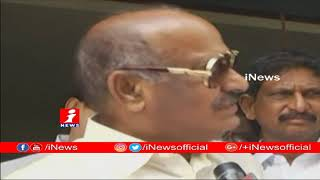 TDP MP JC Diwakar Reddy Willing To Work As Mayor | Anantapur | iNews - INEWS