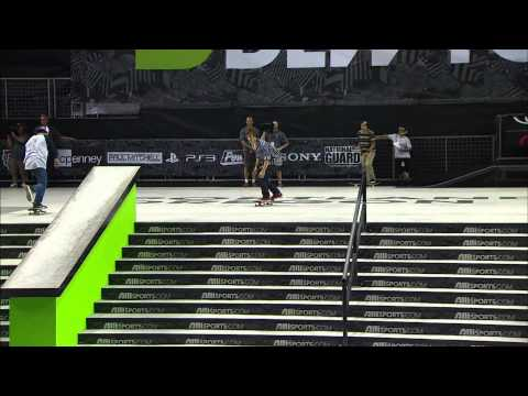 Dew Tour - Portland Skateboard Street ENTIRE Super Jam - P-Rod, Ryan Decenzo, Manny Santiago