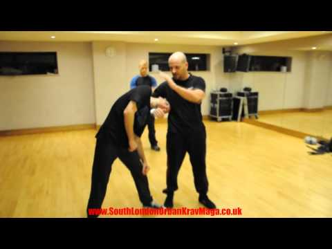Urban Krav Maga - Stand-Up Fight Finisher