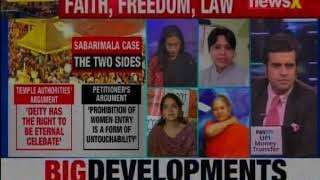 New twist in the Sabarimala case: Will SC review Sabarimala verdict? - NEWSXLIVE
