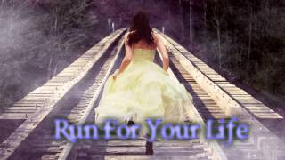 Royalty Free :Run For Your Life