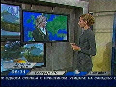 voditeljka Jovana Jankovic sexy