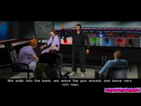 GTA Vice City - Mission #44 The Job