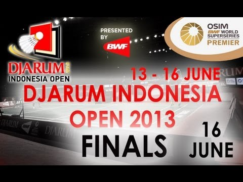 F - WS - Li Xuerui vs Juliane Schenk - 2013 Djarum Indonesia Open