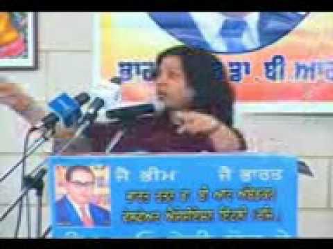 Mrs Kamlesh Ahir Live brhmaan te sikh virod glat parchar