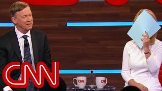 What 2020 candidate said that led to this moment... - CNN