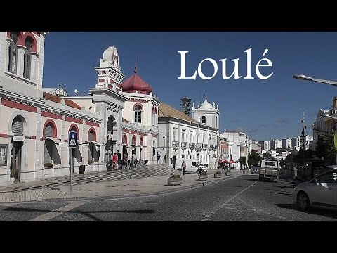 ALGARVE: Loulé town (Portugal) HD