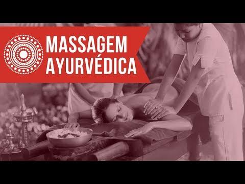 Apresentação do Abhyanga (massagem ayurvédica), com Erick Schulz