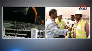 Polavaram Project to Create Guinness World Record in Concrete Works | Ground Report | CVR News - CVRNEWSOFFICIAL