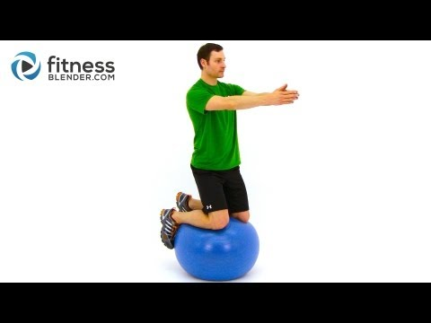 Advanced Balance Workout - Agility Exercises to Increase Balance and Muscle Tone