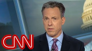 Tapper calls out Trump's history of believing denials - CNN