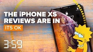 iPhone XS reviews are in: It's better, but not by much (The 3:59, Ep. 459) - CNETTV