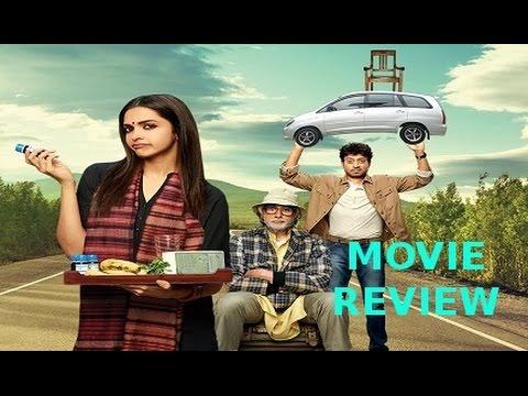 Piku - Film Review
