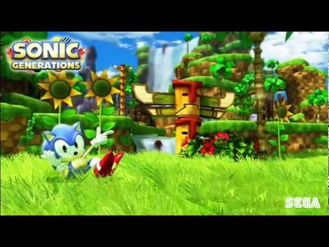 "Sonic Generations ""Super Sonic [Sonic 4]"" Music"