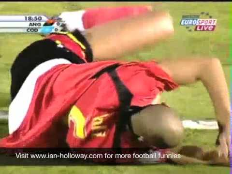 Worst Football Kick In The Nuts... EVER!!!