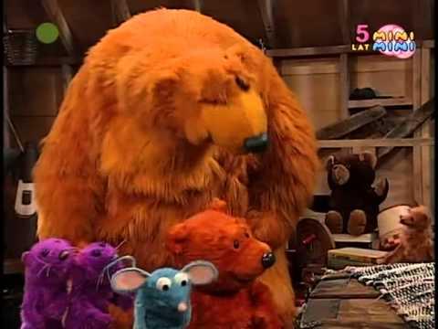 Niedźwiedź w dużym niebieskim domu - odc.83 Nietoperz też człowiek