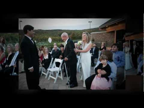 The wedding of Karen and Ken