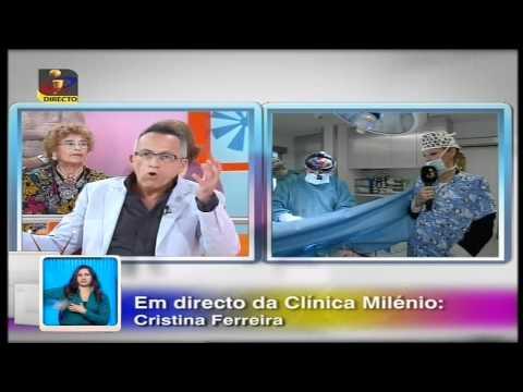Você na TV - Dr. Angelo Rebelo - Cirurgia em Directo - Mamoplastia de Redução