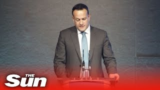 Irish PM Leo Varadkar stands strong with Europe - THESUNNEWSPAPER