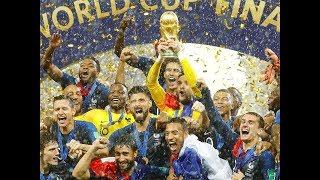 FIFA World Cup 2018: Croatia's Mandzukic and French teen sensation Mbappe re-write history - TIMESOFINDIACHANNEL