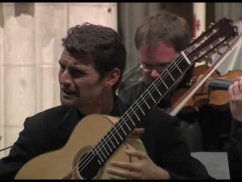 Quatuor à cordes et Guitare 1er mouvement