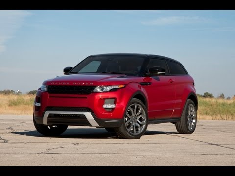 2012 Motor Trend SUV of the Year - Range Rover Evoque