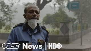Why India's Seasonal Smog Is Choking New Delhi - VICENEWS