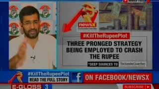 Is devaluing rupee a UPA legacy? Who gets benefits from falling rupee? Nation@9 - NEWSXLIVE