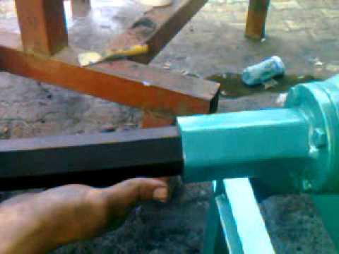 Mangal ve Nargile Kömürü Makinesi