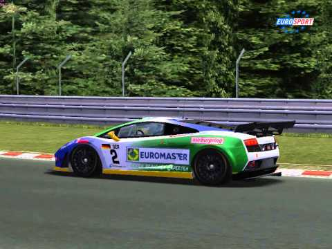 Stuck³ Lamborghini in Spa (Race 07)