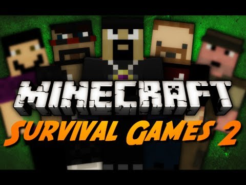 Minecraft: The Survival Games 2 - AntVenom POV