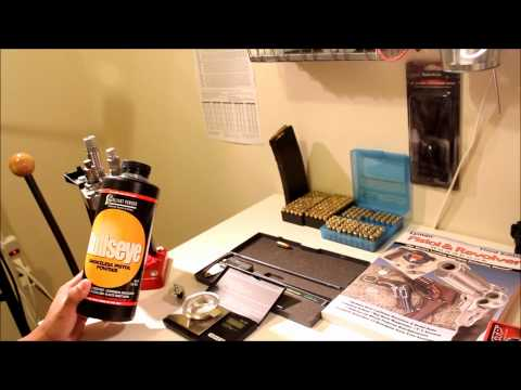 Reloading for Beginners on a Budget HD