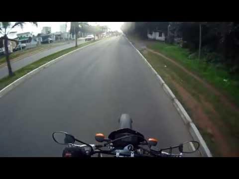 Lander Gravatai GoPro Hero 006 Queda de moto, compra do engate rápido (sqn)