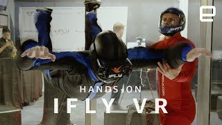 iFly VR Hands-On - ENGADGET