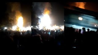 Amritsar Train accident: जोड़ा फाटक में बड़ा हादसा, रिपोर्ट्स के मुताबिक मौत का आंकड़ा 100 तक पहुंचा - ITVNEWSINDIA