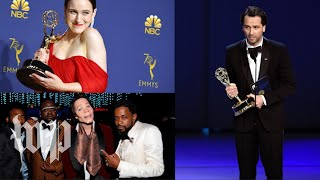 Emmy Awards 2018: Winners and biggest moments - WASHINGTONPOST