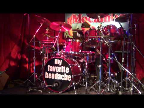 HD - Working Man (Rush Cover) - My Favourite Headache - Toronto DATE