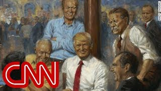 Trump's favorite portraits of himself - CNN