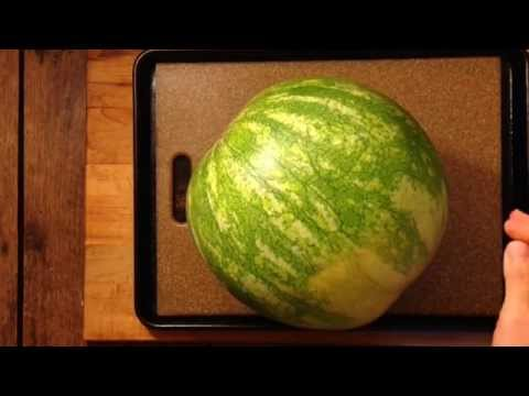 How to Cut Watermelon - Cooking Light