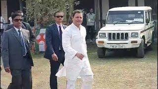 Ahead Of Meghalaya Polls, Rahul Gandhi's Strong Pitch In Congress Bastion - NDTV