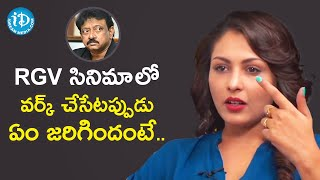 RGV Never Restricts Actors - Madhu Shalini | Celebrity Buzz With iDream | iDream Movies - IDREAMMOVIES