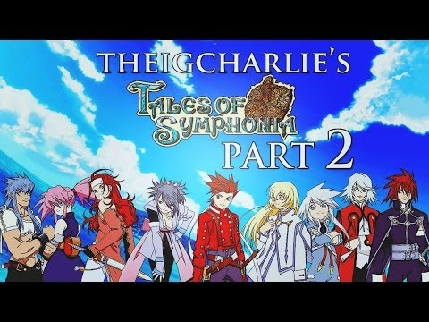 [HD PS3] Tales of Symphonia Chronicles Walkthrough Part 2 -