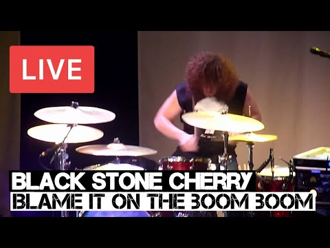 Black Stone Cherry - Rehab & Blame it on the Boom Boom Live @ HMV Forum, London 2012